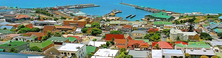 Mossel Bay & Surrounding Accommodation banner