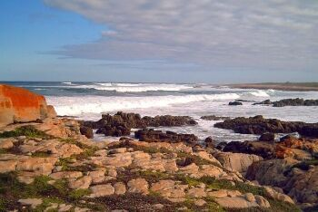 Gouritsmond is a small coastal town situated at the mouth  of the Gouritsrivier, Garden Route, Western Cape