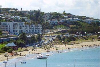 Santos Beach, Mossel Bay, Garden Route, Western Cape