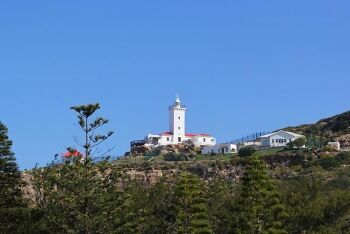 Cape St Blaize Lighthouse Complex, Mossel Bay, garden Route, Western Cape